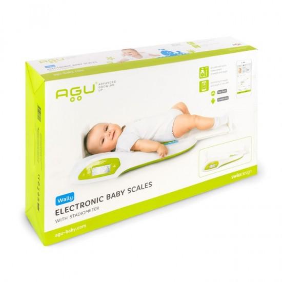 Pametna vaga za bebe - AGU Wally